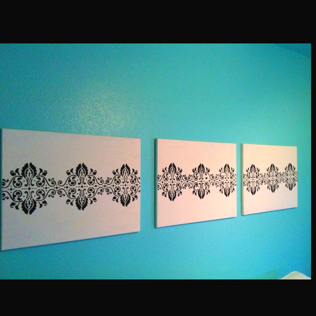 Wall Stencil Patterns Hobby Lobby : Best images about stensil projects on