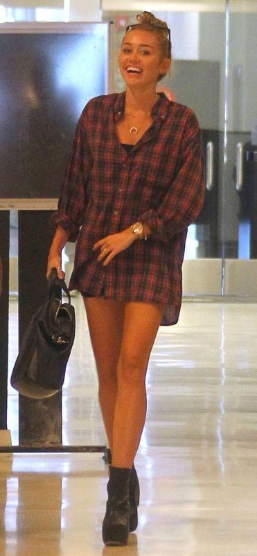 Miley Cyrus In Miami June 12 2012