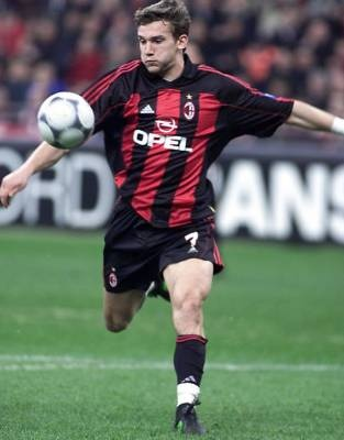 Andrei Shevchenko (Milan AC)-former chelsea player...returning to chelsea as assiatant coach!