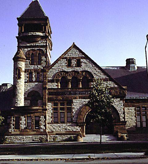 18 best richardson romanesque images on pinterest for Richardson architect