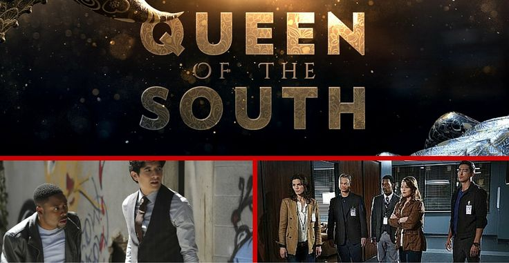 Serie TV Promo di Criminal Minds Beyond Border, Rush Hour e Queen of the South di USA Network