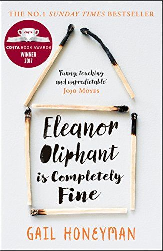 24 books to read in 2018.  I loved Eleanor Oliphant is Completely Fine by Gail Honeyman.