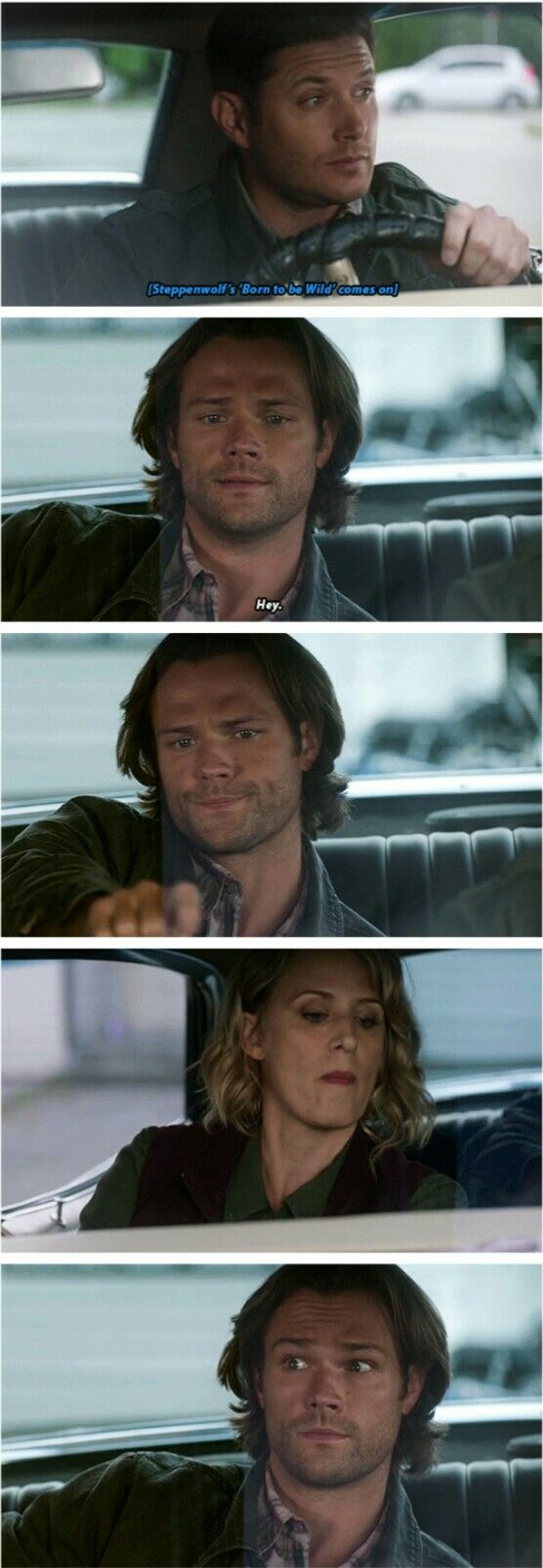 """Supernatural 12x03 """"The Foundry"""""""