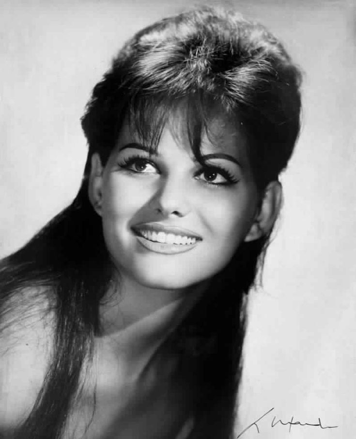 Actress Claudia Cardinale. Born Claude Joséphine Rose Cardinale 15 April 1938, La Goulette, Tunisia. She appeared in some of the most prominent European films of the 1960s and 1970s. The majority of Cardinale's films have been either Italian or French. She is fluent in Sicilian, Arabic, French, Italian, English, and Spanish. In February 2011 the Los Angeles Times Magazine named Cardinale among the 50 most beautiful women in film history.