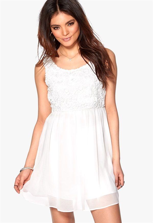 DRY LAKE Gardenia Dress - Bubbleroom