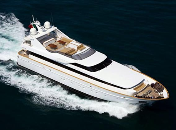 Motor Yacht - Elisa - Cantieri di Pisa - Superyachts for Sale on Superyacht Times .com