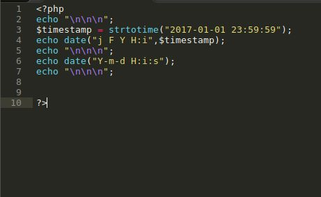 "There are few options when it comes to doing some date handling in php. Some of the functions will be for example: strtotime date gettime and a bunch of others. In this tutorial we will mostly be focussing on strtotime and date. The code for current date $current_date = date(""Y-m-d H:i:s""); First we need to …"