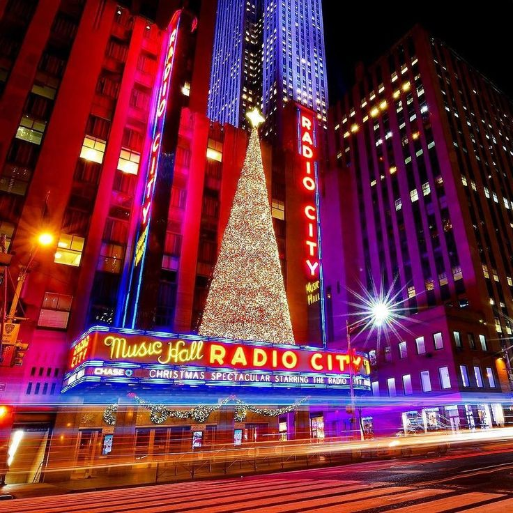 Radio City Music Hall, New York City, New York