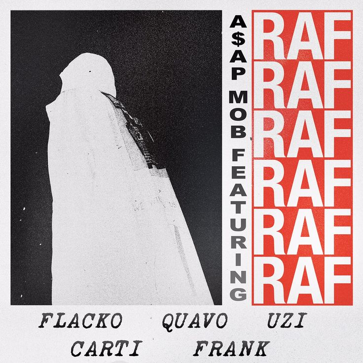 "A$AP Mob ""RAF"" ft A$ap Rocky, Frank Ocean, Playboi Carti, Quavo & Lil Uzi *Download & Spin #newmusic"