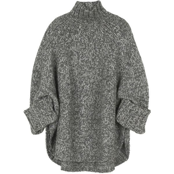 Michael Kors Wool-blend oversized sweater