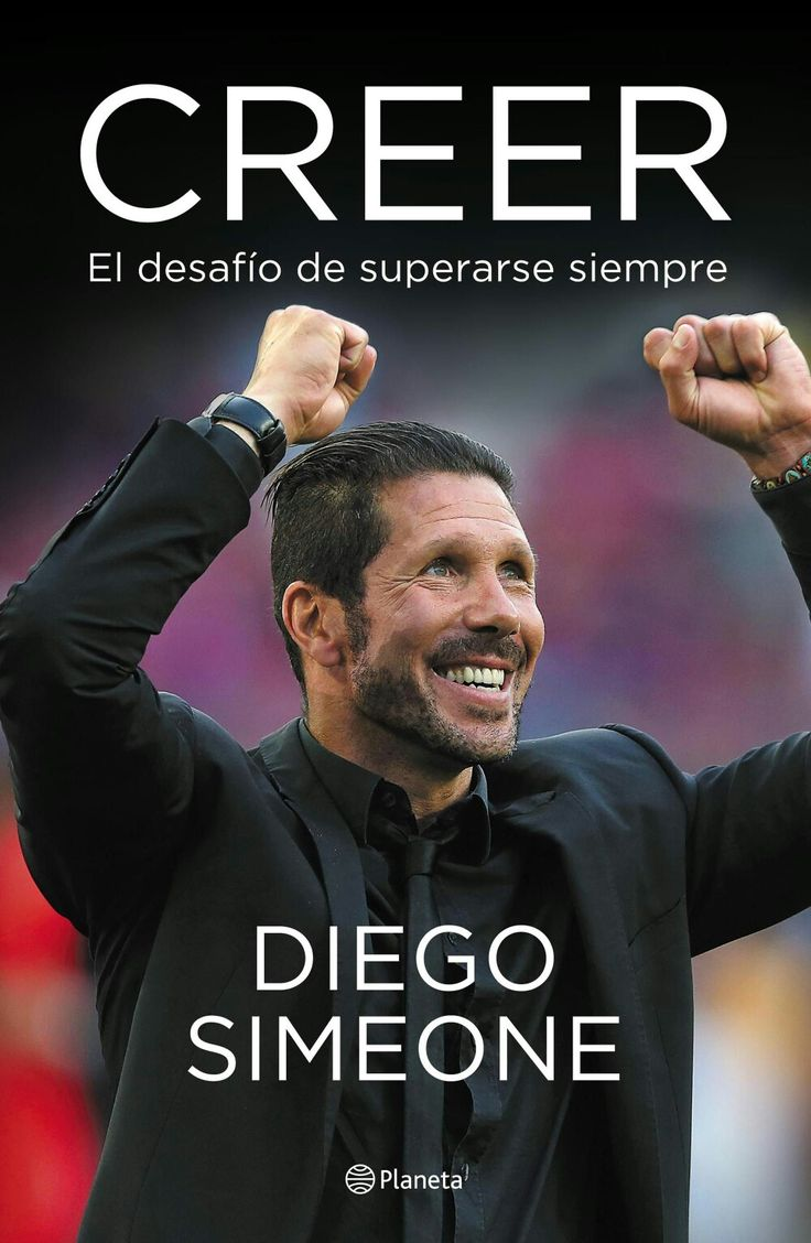 Creer . Diego Simeone