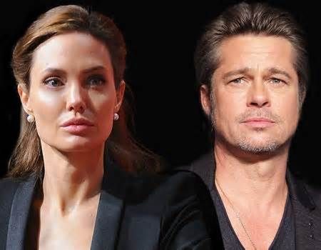 Brad Pitt and Angelina Jolie Reach Temporary Custody Agreement #angelina #jolie #reach #temporary #custody #agreement