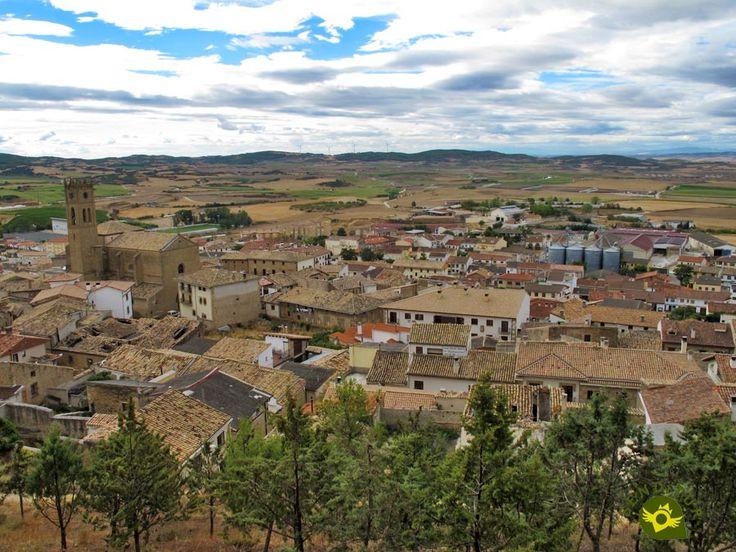 Artajona, es una villa situada en la parte central de la Comunidad Foral de Navarra, en lo que se llama Zona Media, en la merindad de Olite, comarca de Tafalla.