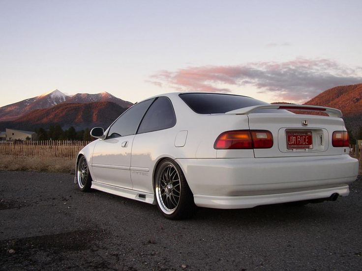 Honda Civic si eg coupe | FREE JDM classifieds at JDMads.com
