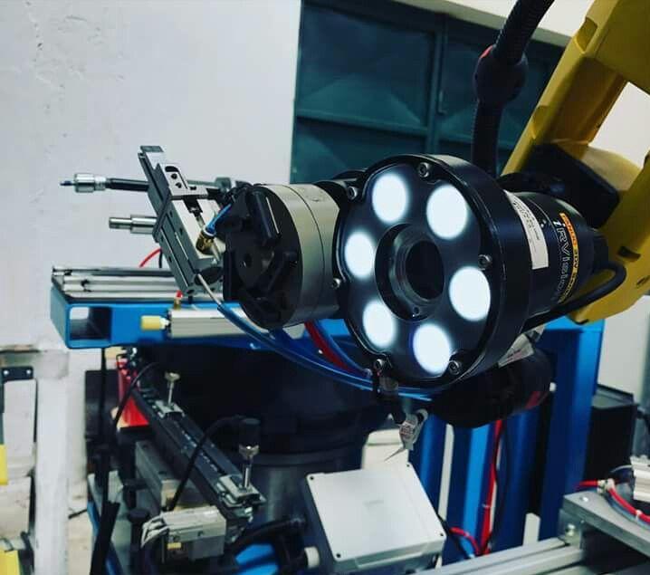 #robotics#fanuc#forcesensor#automation#technology