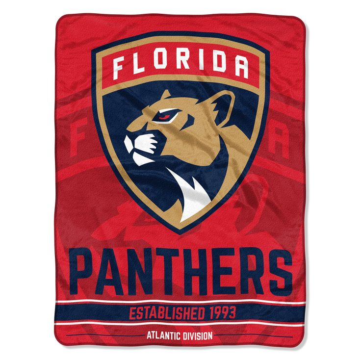NHL 659 FL Panthers Breakaway Micro Throw