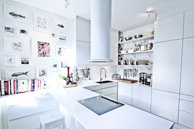 Bright and white Swedish kitchen by Mood House – Jelanie - Page 8