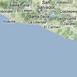 @SismoSV | Herramienta para dar seguimiento al registro de sismos en El Salvador.