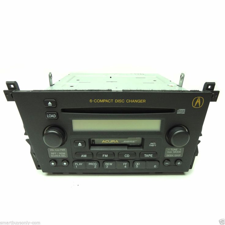 #ACURA TL Audio In-Dash Units, Radio CD Cassette Tape Player, 39101-S0K-A220-M1 #Pioneer