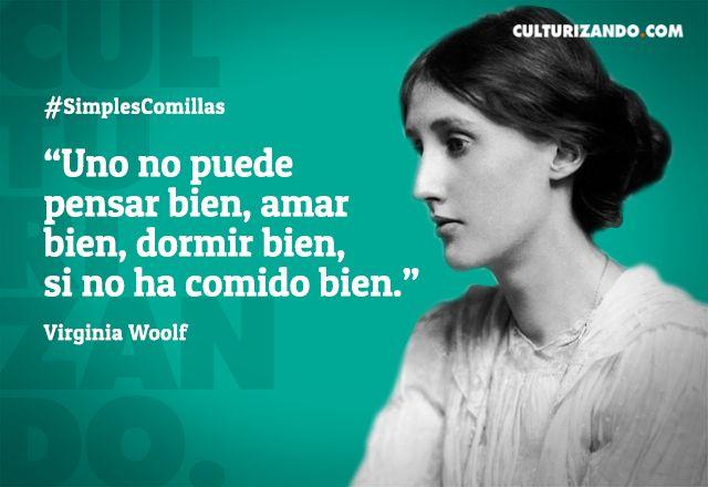 Virginia Woolf en 19 interesantes datos