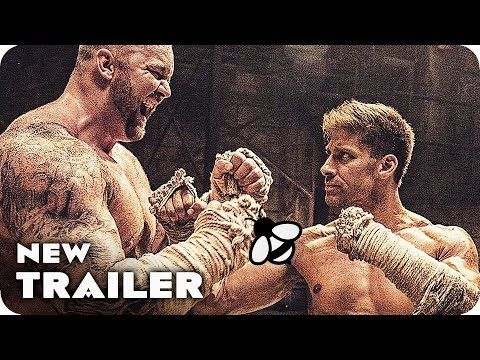 M.A.A.C.   –  Poster For KICKBOXER: RETALIATION Starring ALAIN MOUSSI. UPDATE: Trailer