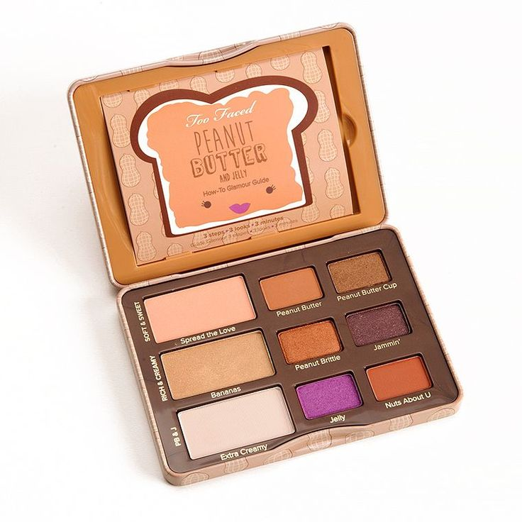 Too Faced Peanut Butter