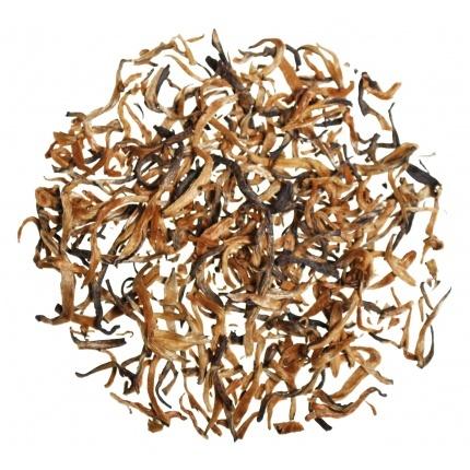 Ronnefeldt Golden Dragon tea - lovely