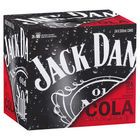 JACK DANIELS and COLA CUBES 24 X 330ML CANS CARTON