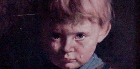 Не отбирайте у детей право на слёзы!