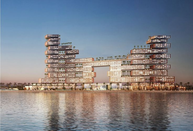 Royal Atlantis – A $1.4 billion upcoming Tetris shaped luxury resort on the Palm, Dubai