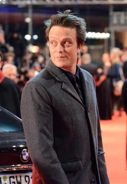 August Diehl - 63rd Annual Berlinale International Film Festival - Night Train To Lisbon Premiere - Arrivals - Berlinale Palast - Berlin, Germany  © PhotoFactory / PRPhotos.com