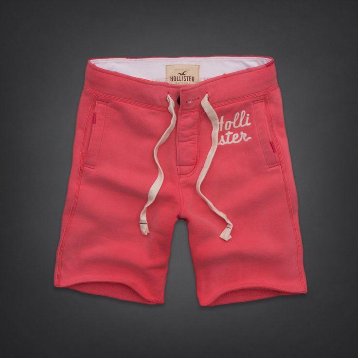 Dudes Hollister Athletic Shorts   Dudes Shorts   HollisterCo.com