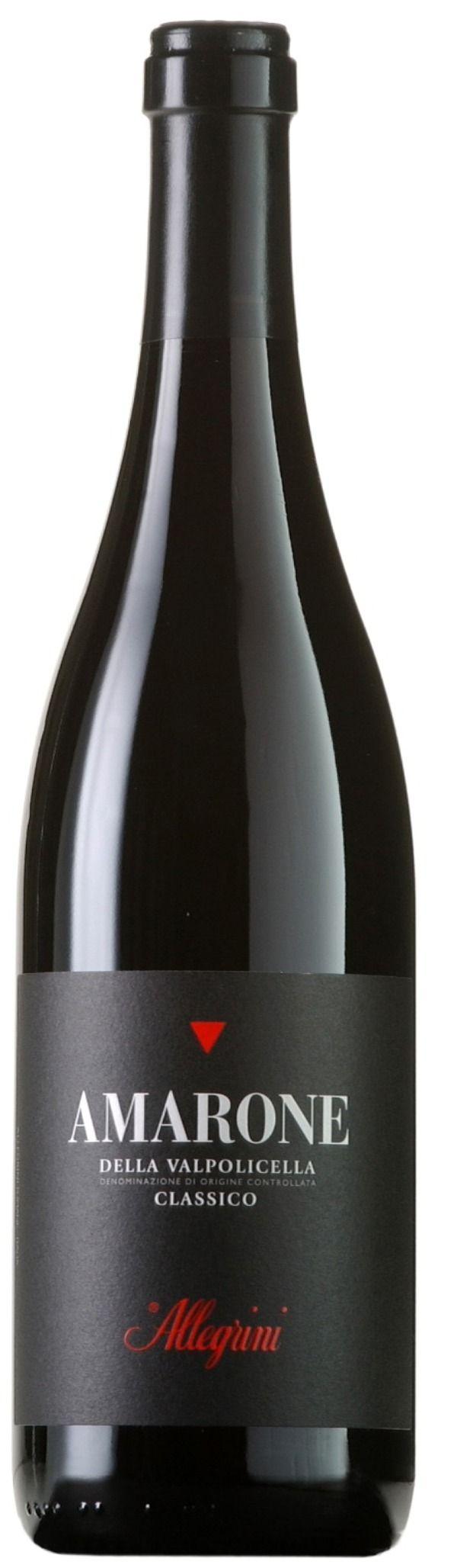 High Quality Wine: Allegrini Amarone 2008 Red Wine