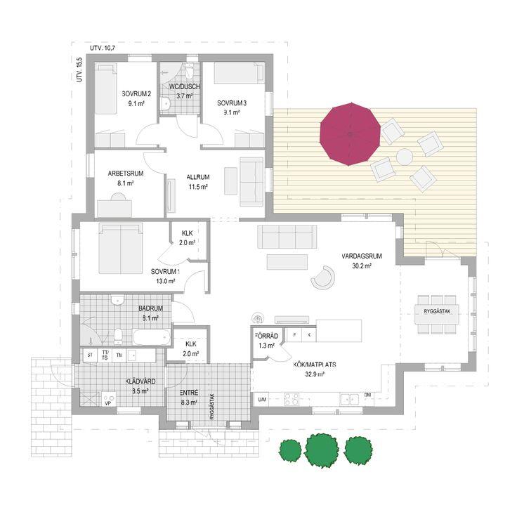Villa Hasseludden | A-hus