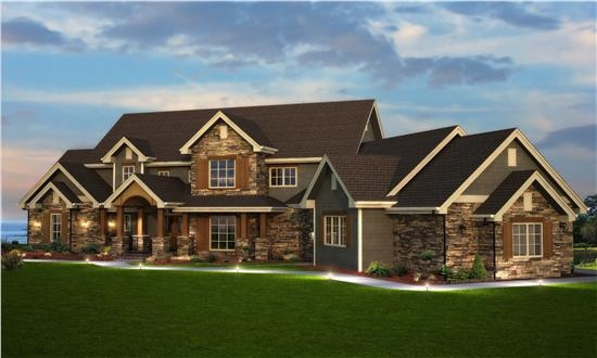 I would build this house if I wanted another 2 story