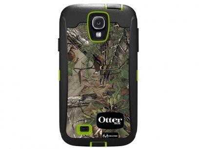 Capa Protetora Defender Realtree para Galaxy S4 - OtterBox com as melhores condições você encontra no Magazine Dafulaninha. Confira!