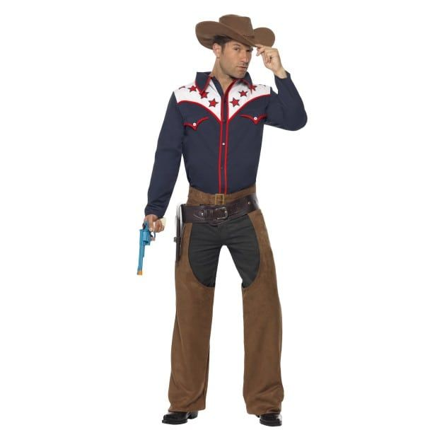 65aa03b8030 Rodeo Cowboy Costume | Costume Ideas | Rodeo outfits, Costume shirts ...