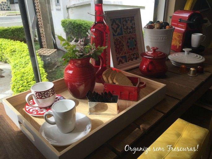 Organize sem Frescuras | Rafaela Oliveira » Arquivos » Mesas decoradas para receber com charme