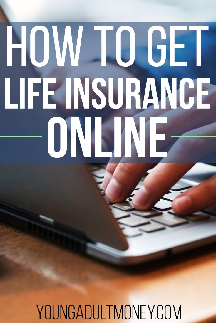 Have you thought about getting life insurance but aren't sure how to get it?  I share my experience shopping for and purchasing life insurance online. via @YoungAdultMoney