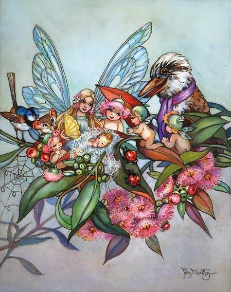 Peg Maltby's Fairy Folk