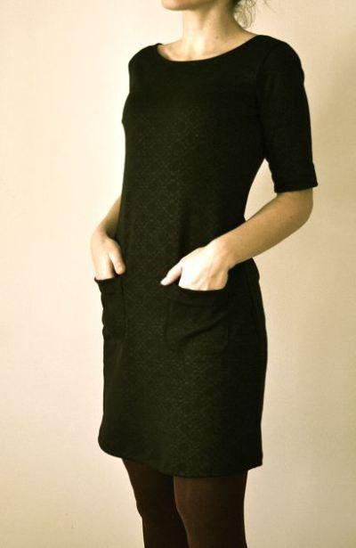 robe LAUREL Colette Pattern