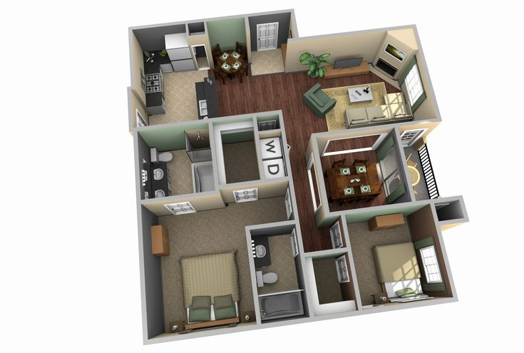 The 25 best floor plan creator ideas on pinterest house plan 3d floor plan creator best of 3d floor plans malvernweather Image collections