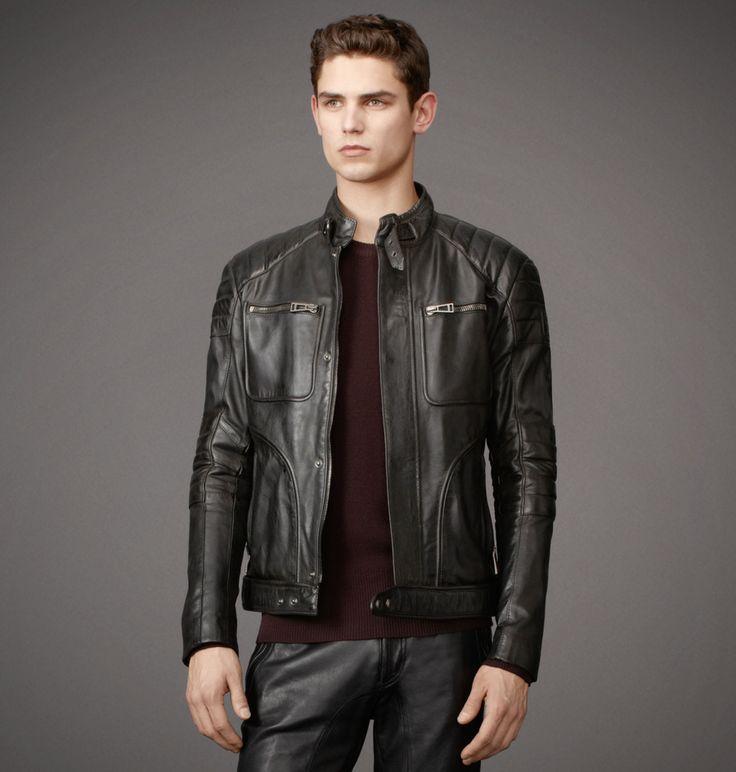 weybridge jacket on belstaff belstaff mens mens style jackets but. Black Bedroom Furniture Sets. Home Design Ideas