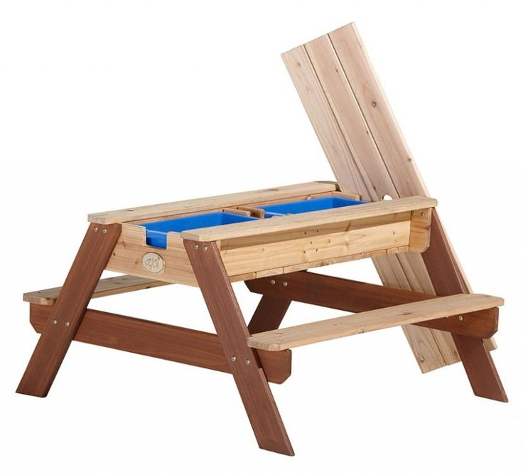 Axi Zand / Water picknicktafel Nick