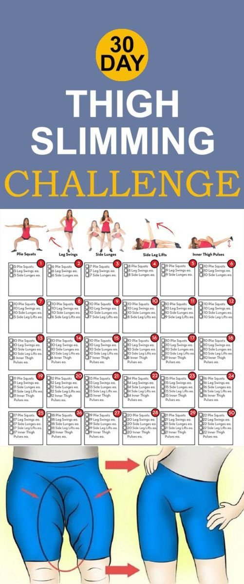 After many other workouts done in shaping your body as you desire, you can continue with a new monthly challenge and do the real program for shaping your thighs. In performing exercises it is impor…