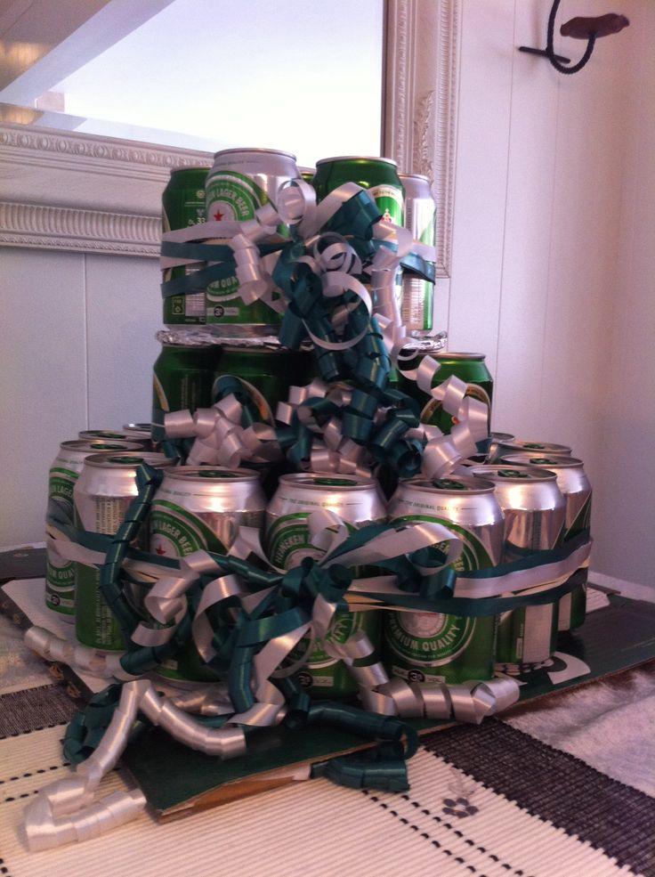 Beer-birthdaycake!