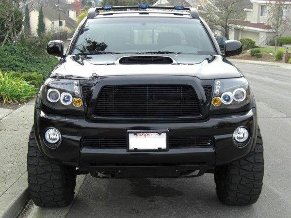 2007+toyota+tacoma+cool+ideas | toyota tacoma projector headlights 16 600x450 2005 2009 Toyota Tacoma ...