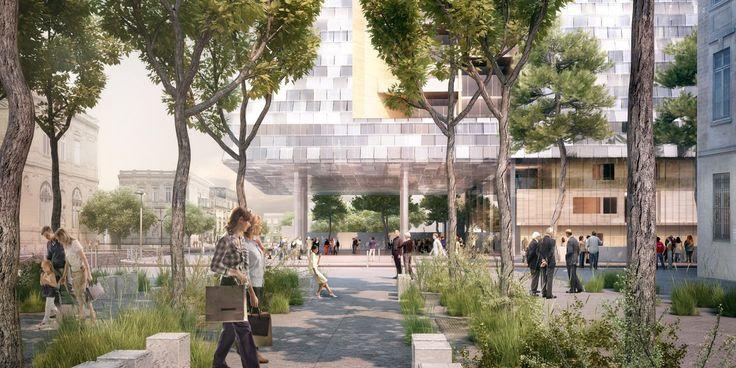 Gallery - City Municipal Office Complex / ECDM Architects - 1