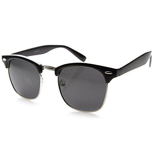 Designer Inspired Classic Half Frame Horned Rim Wayfer Sunglasses ZeroUV http://www.amazon.co.uk/dp/B00877BGT2/ref=cm_sw_r_pi_dp_60Z0wb1DG5PXE