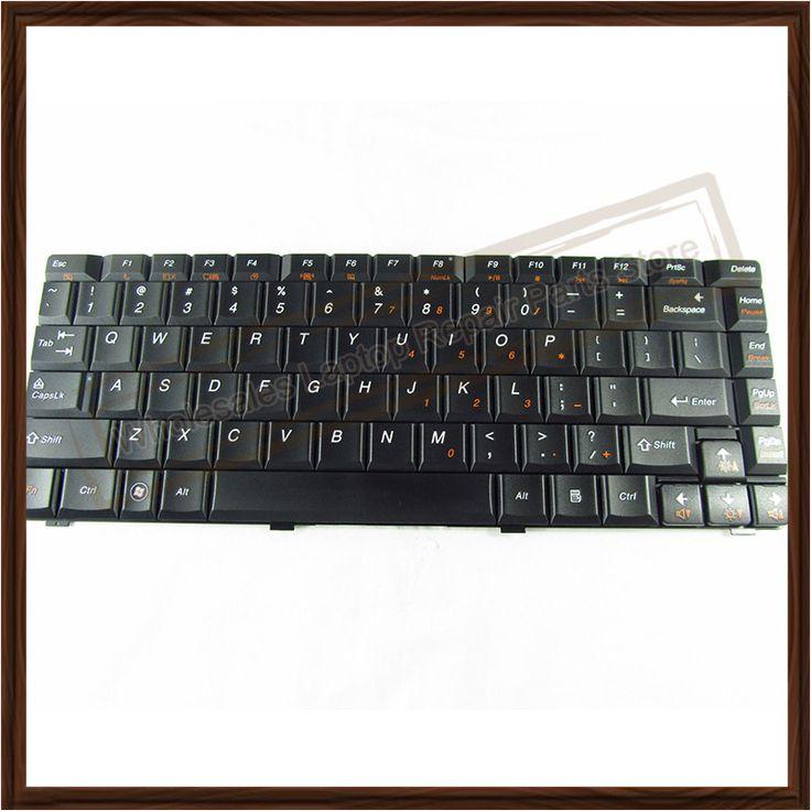 Original Black US Keyboard for Lenovo G465 G460 G465A G460AL Series Laptop US Keyboard 25-009750 Fitting